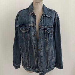 Vintage Levi's Denim Trucker Jacket